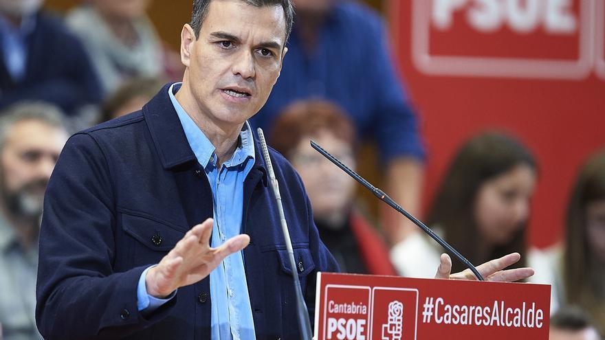 Sánchez reivindica la España moderada que salió de la moción frente a la confrontación de la derecha y el separatismo