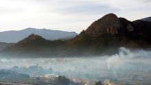 Ecologistas denuncian la falta de vigilancia ante la quemas agrícolas prohibidas durante el estado de alarma