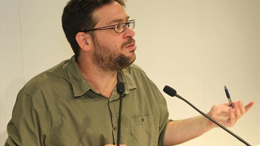 Albano Dante, elegido candidato de Podemos para las elecciones catalanas del 27S