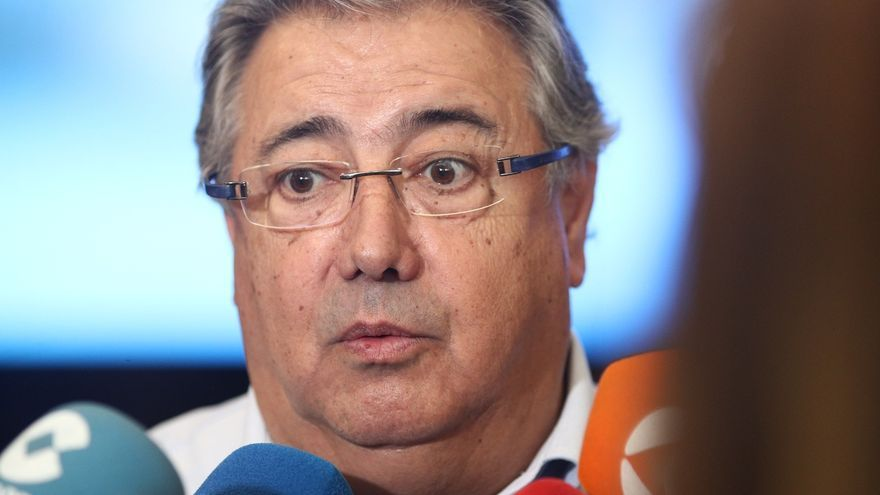 """Zoido pide al próximo comisario europeo de Agricultura que """"plante cara"""" a los aranceles de la administración de Trump"""