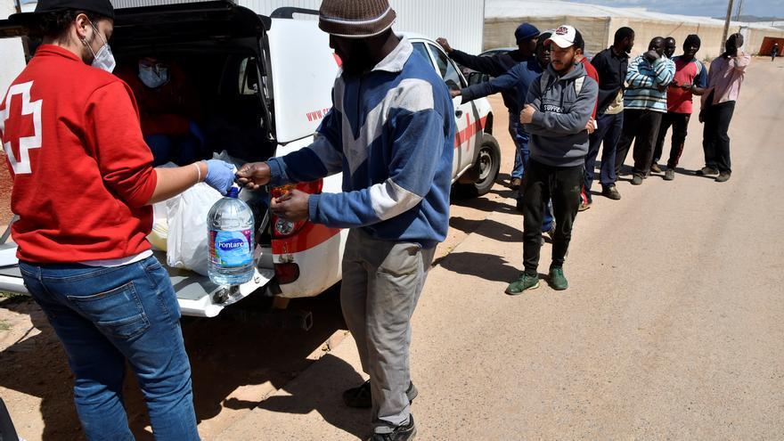 La población que necesita ayuda humanitaria aumenta un 40 % tras la pandemia