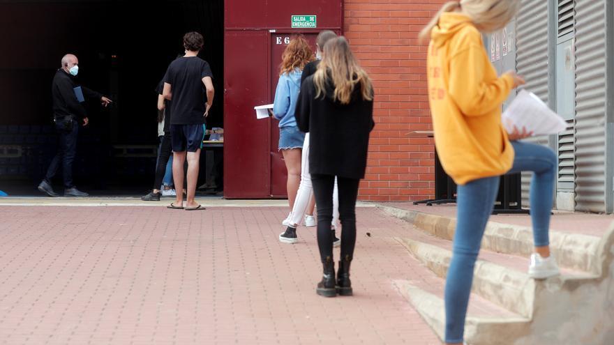 Notifican 37 nuevos contagios en dos viajes de estudiantes de la C.Valenciana