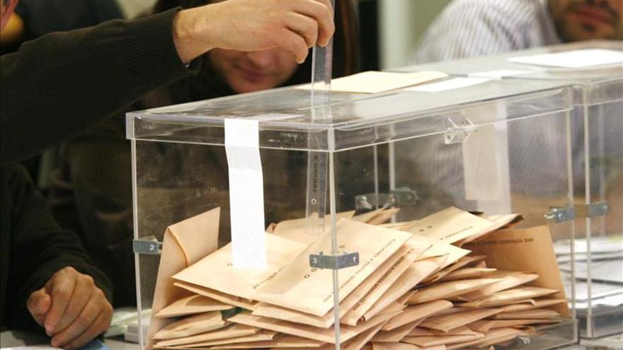 Un total de 422.008 ciudadanos de la UE podrán votar en las municipales