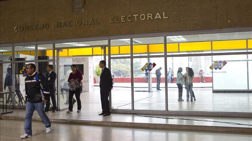 Ente electoral venezolano admite la competencia parlamentaria de anular comicios