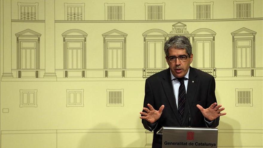 La Generalitat no descarta recurrir el veto al 9N a tribunales internacionales