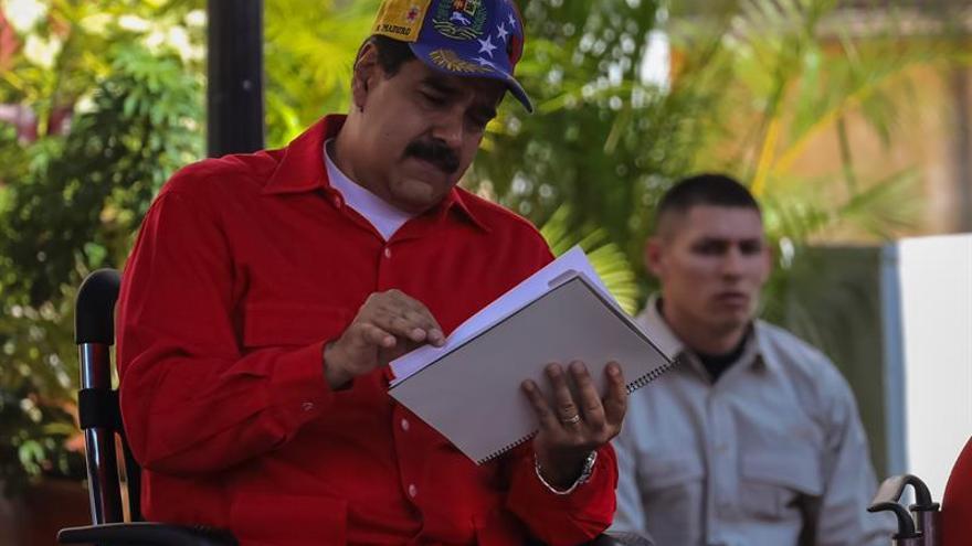 Maduro anuncia que las elecciones de alcaldes serán el 10 de diciembre
