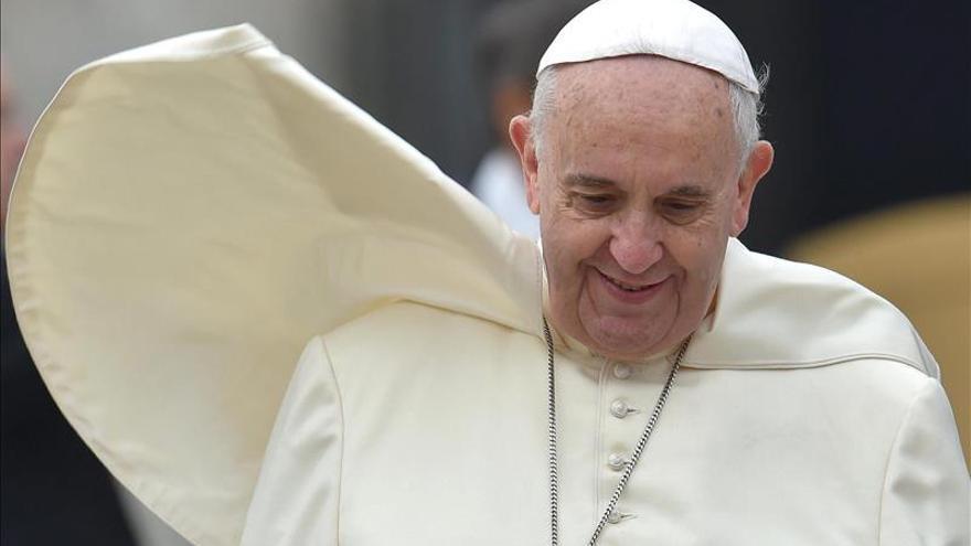 El papa Francisco, en una foto de archivo. / Efe