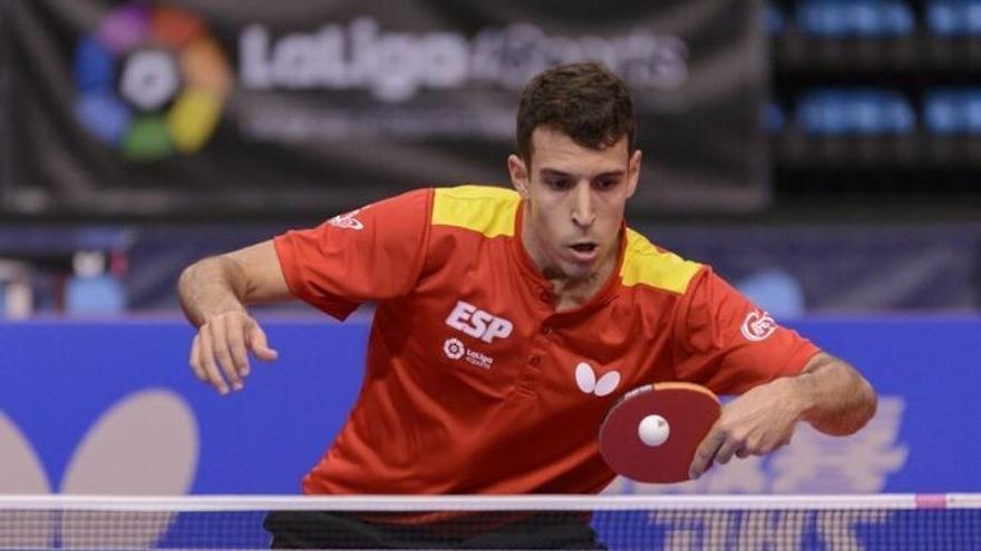 Tenis de mesa: Histórica medalla para el onubense Álvaro Robles