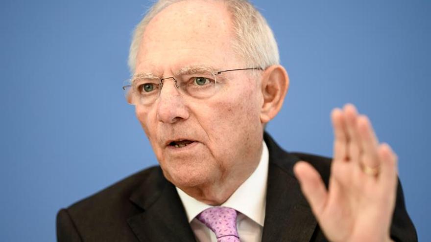 """El ministro de Finanzas alemán elogia los progresos """"impresionantes"""" de Portugal"""
