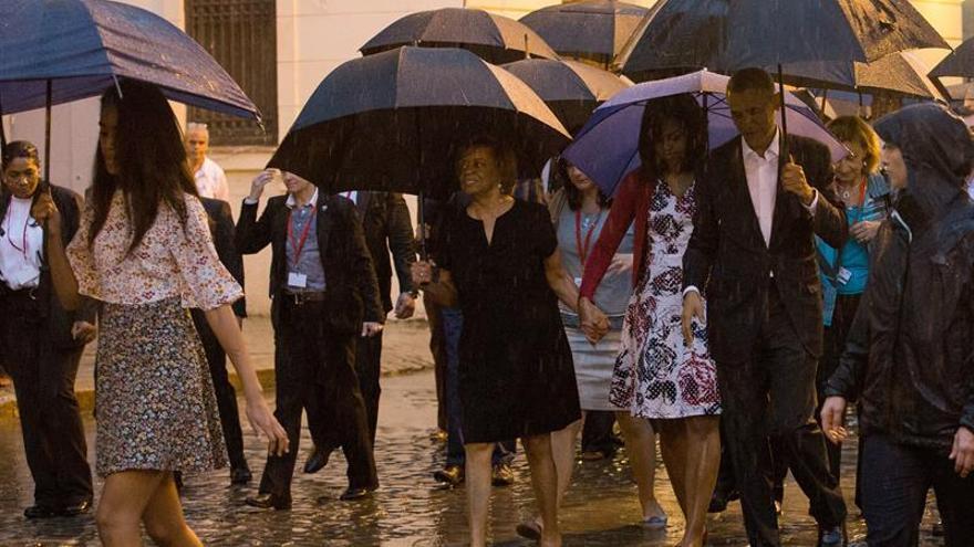 Barack Obama se reunirá hoy con Raúl Castro y con emprendedores cubanos