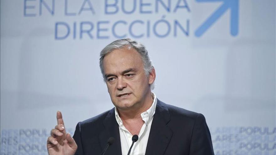 G. Pons espera que hoy Mas reciba noticias del fiscal por el delito cometido