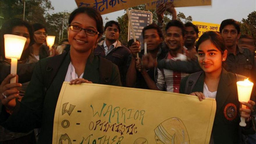Comienza el juicio rápido contra los acusados de la violación que indignó a la India