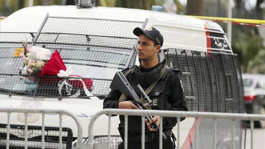 Túnez arresta a 28 supuestos yihadistas y desmantela un zulo con explosivos