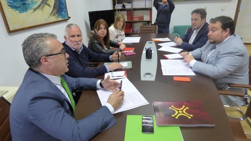 """PRC y PSOE dicen que más de 75% de medidas de pacto presupuestario con Cs están """"cumplidas"""" o en cumplimiento"""