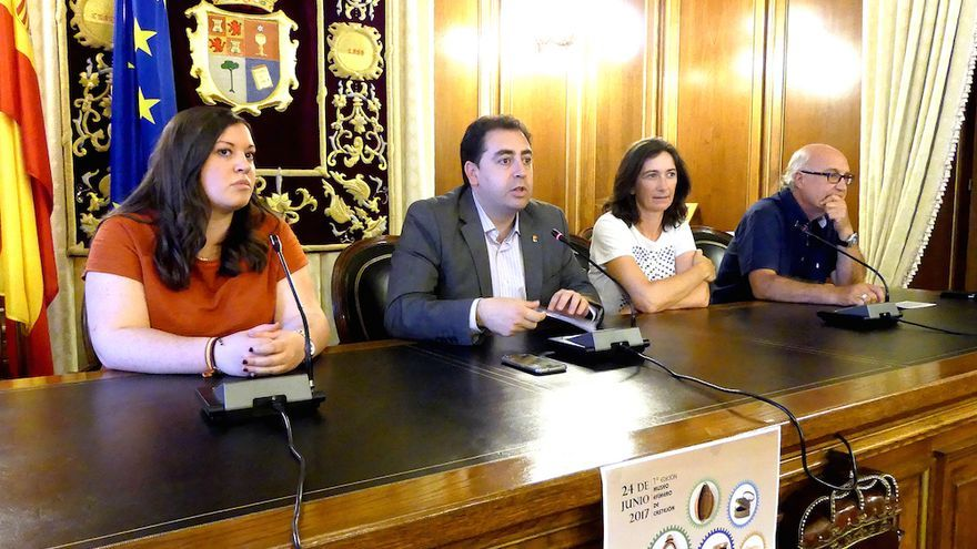 Presentación de la actividad. FOTO: Diputación de Cuenca