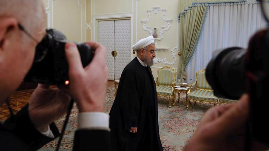El presidente iraní Rohaní visitará esta semana Cuba, Venezuela y Nueva York