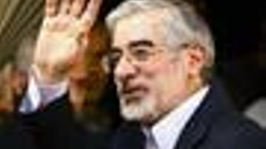 Musavi podría convocar una nueva protesta contra el Gobierno
