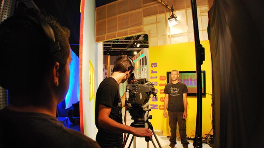 De la productora de televisión (II) #6