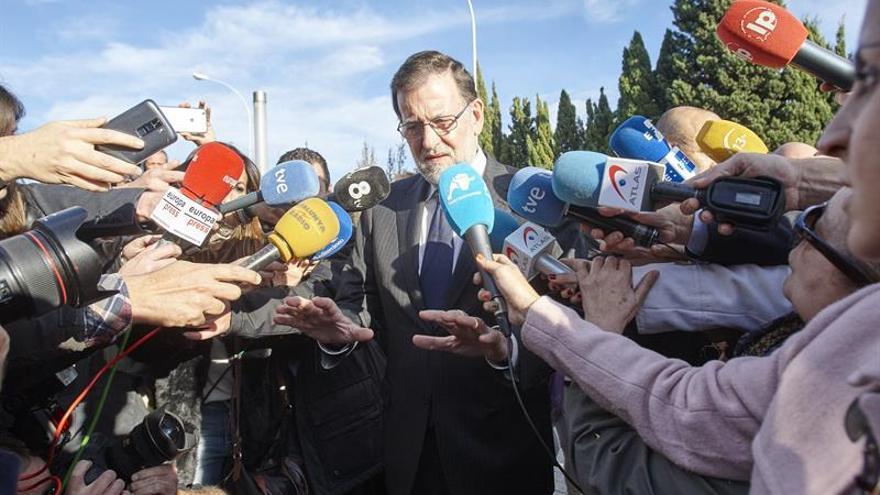 Rajoy destaca la oportunidad de un gran pacto contra la violencia machista