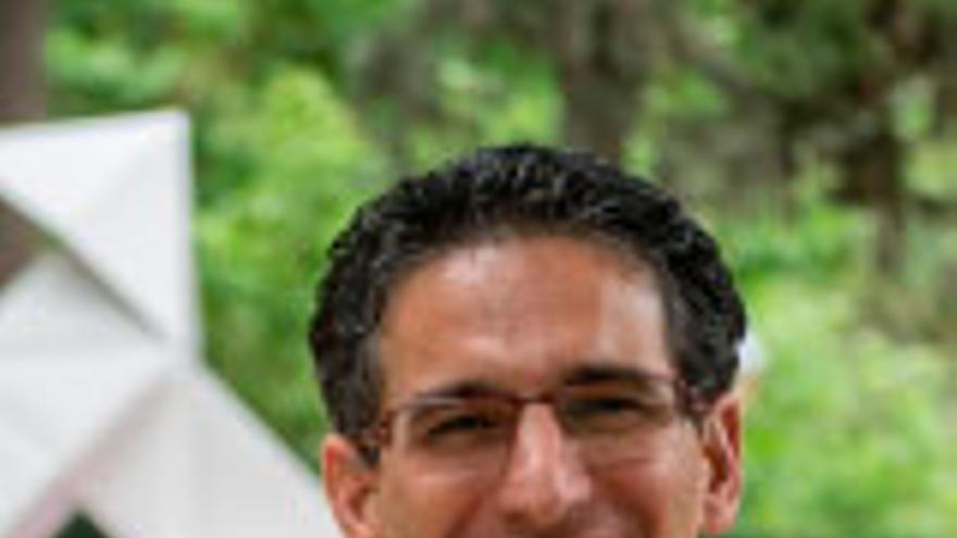 Luis Irzo, concejal del PP en el Ayuntamiento de Huesca.