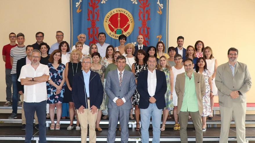 Un total de 45 profesionales concluyen en la UPNA el II Experto Universitario en Gestión de Servicios Sanitarios