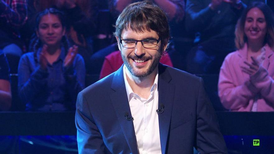 Juanra Bonet presenta '¿Quién quiere ser millonario?' en Antena 3