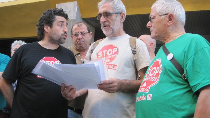 El Movimiento Andaluz por la Vivienda pide incluir en la Ley a avalistas y procedimientos extrajudiciales