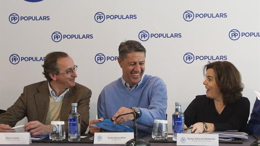 """S.Santamaría: """"El referéndum no es mandato democrático del Gobierno ni de la CUP"""""""