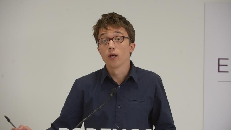 """Errejón dice que """"absolutamente todo Podemos"""" respalda el programa que presentan mañana por ser de """"sentido común"""""""