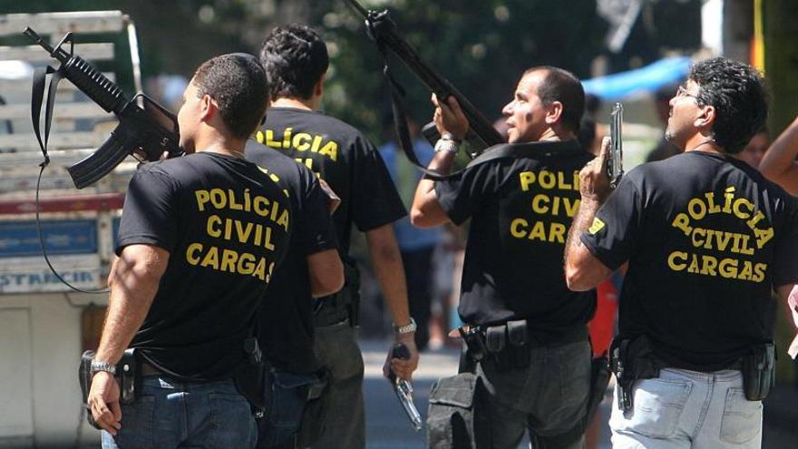 """Human Rights Watch denuncia la """"impunidad"""" de la violencia policial en Brasil"""