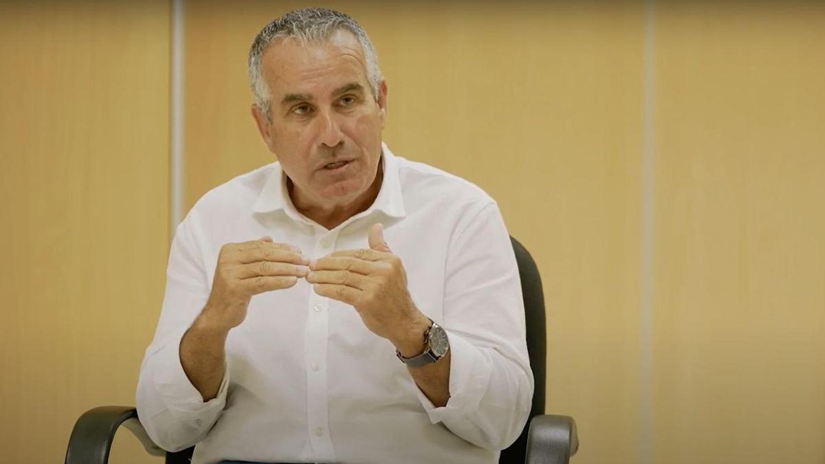 Mario Cabrera, elegido secretario insular de CC Fuerteventura