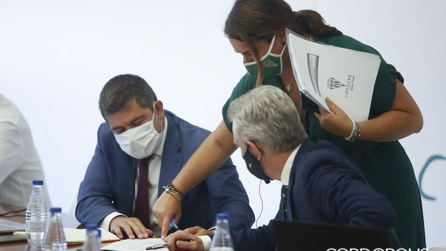 Junta general ordinaria de accionistas del Córdoba CF SAD | ÁLEX GALLEGOS