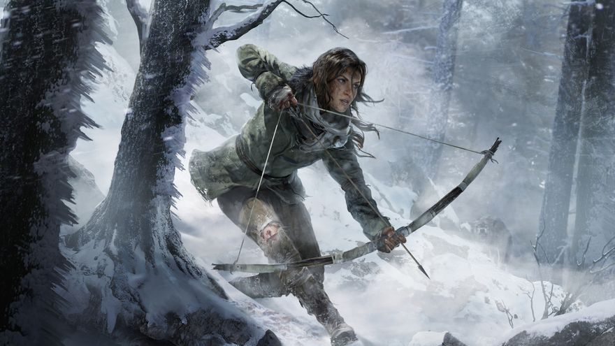 Rise of the Tomb Raider PS3 y Xbox 360