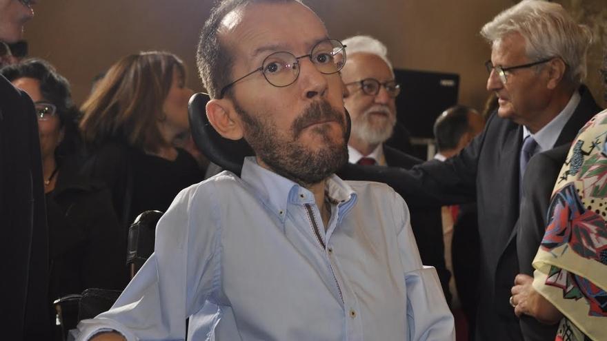 Podemos espera llenar Sol esta tarde con su manifestación y calcula la llegada de unos 50 autobuses desde toda España