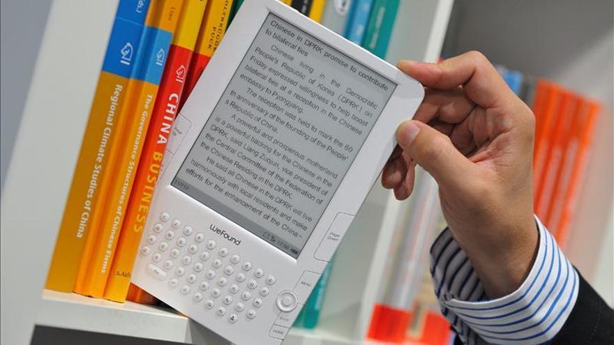 España suma ya más de 100.000 libros electrónicos registrados
