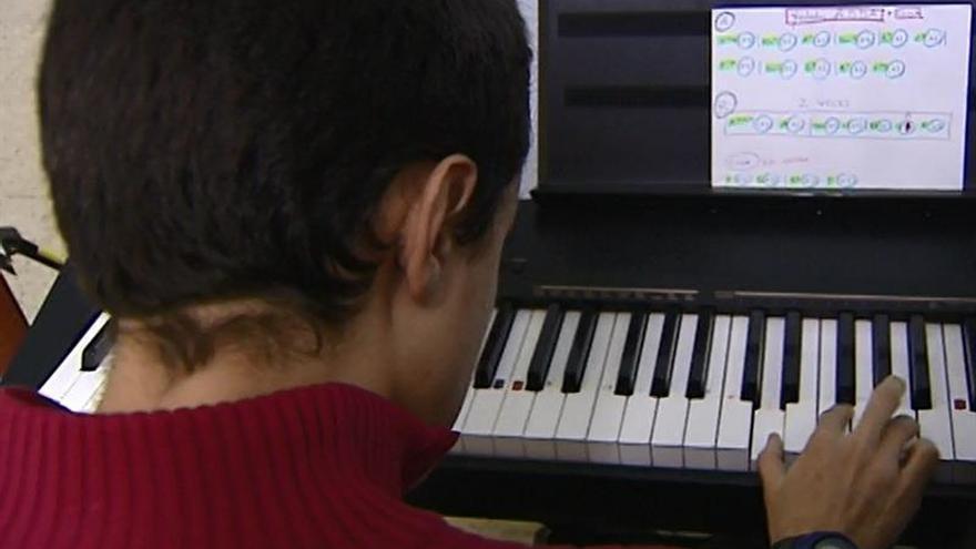 La inspiración musical, el nexo con la vida de un niño autista en Huelva