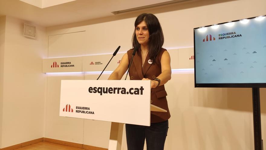 ERC votará 'no' al decreto de nueva normalidad