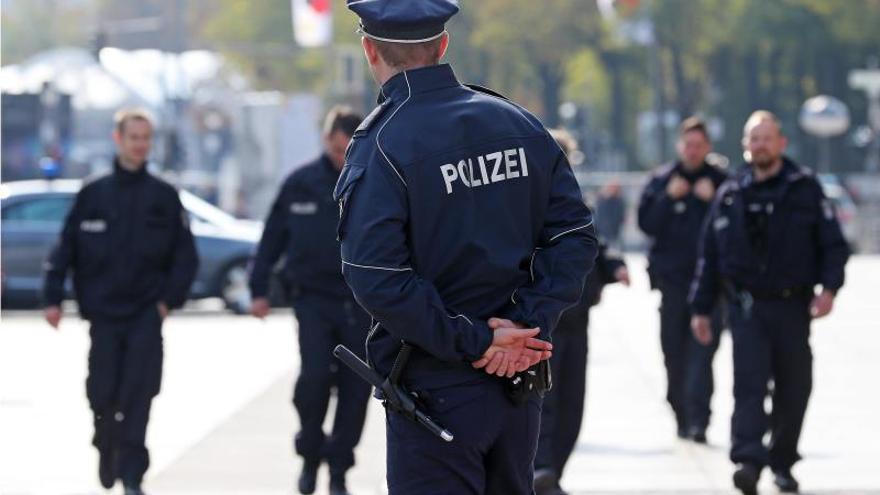 La Policía alemana desmantela un presunto grupo terrorista neonazi