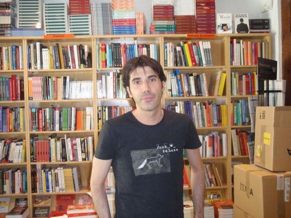 Sergio en Ecobook | L.C.