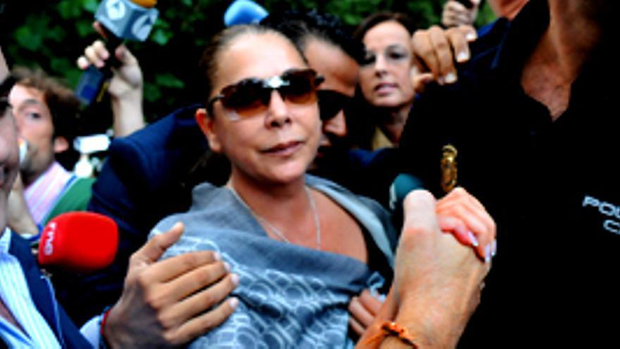 Pantoja demanda 5 millones de euros a Telecinco por la emisión de 'Mi Gitana'