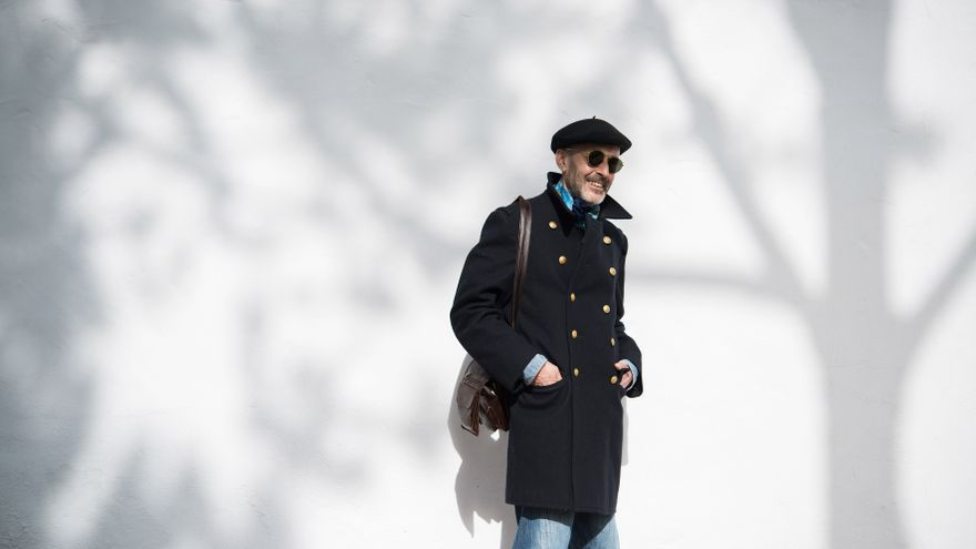 """Montero Glez (Madrid, 1965) ha cumplido con """"El carmín y la sangre"""" (Algaida) el viejo sueño de escribir una novela de espías."""