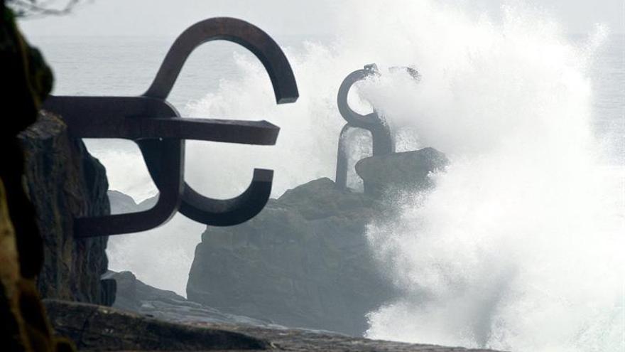 San Sebastián aspira a que el Peine del Viento sea Patrimonio de la Humanidad