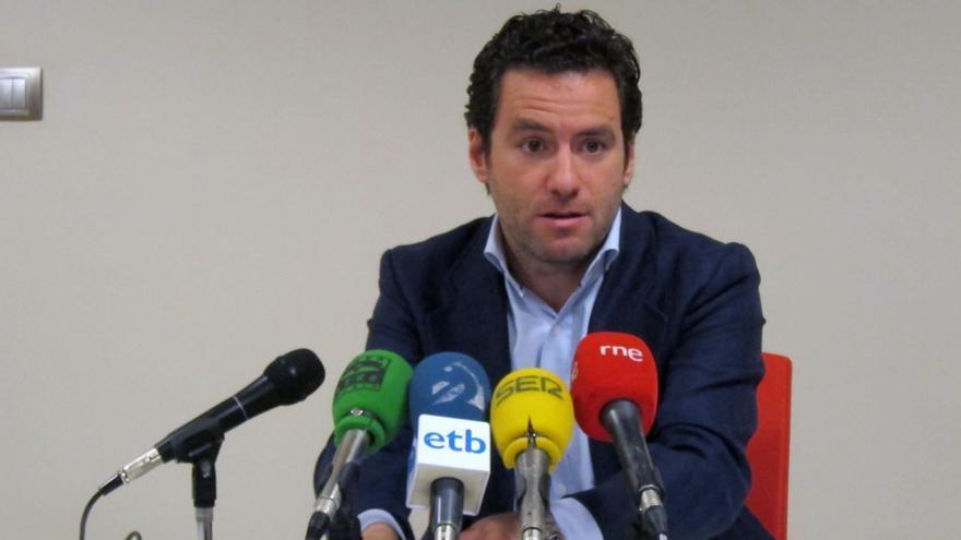 """PP advierte a EH Bildu y Sortu que si no condena los actos de 'kale borroka' serán """"corresponsables"""" de estos actos"""