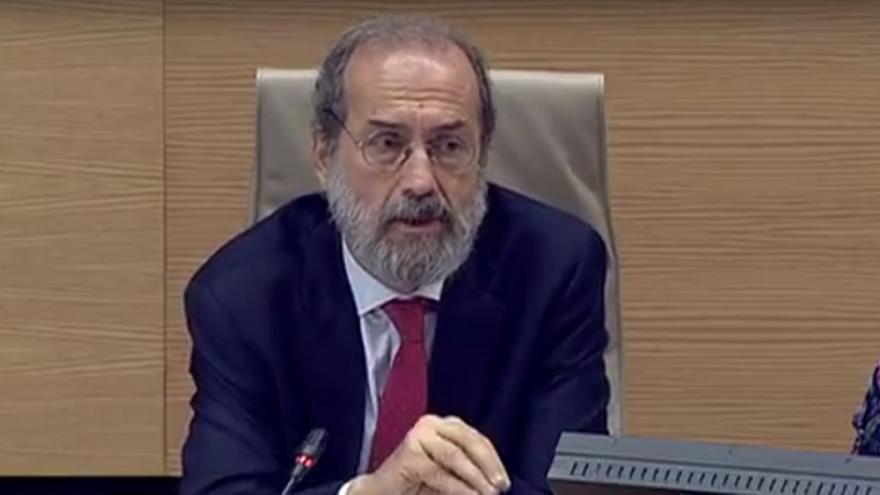 El director general de Aviación Civil entre 2004 y 2009, Manuel Bautista Pérez.