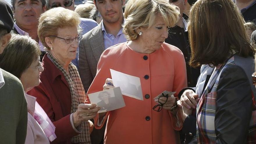 """Aguirre sostiene que el """"escrache"""" que sufrió no va a condicionar su campaña"""
