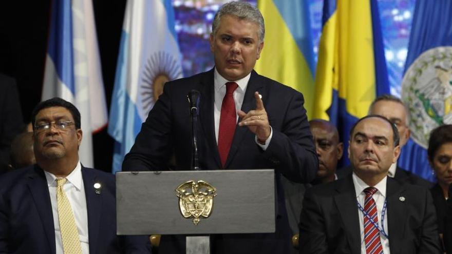 Venezuela y su crisis se imponen en la apertura de la Asamblea General de la OEA