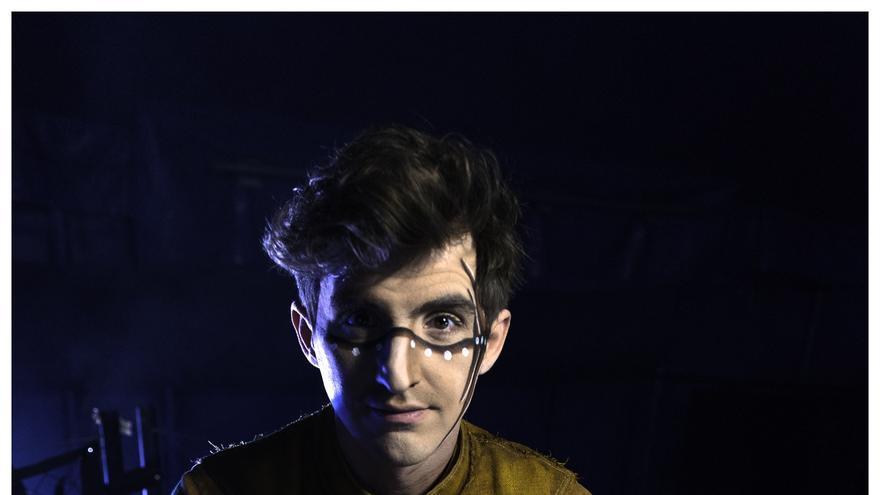 Alejandro Romero, director musical del Circo del Sol.