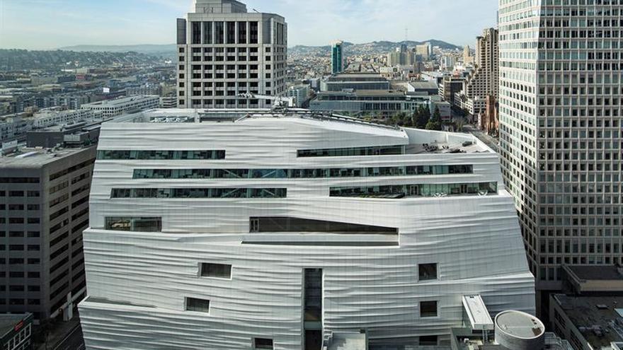 El MOMA de San Francisco reabre sus puertas con ambición renovada