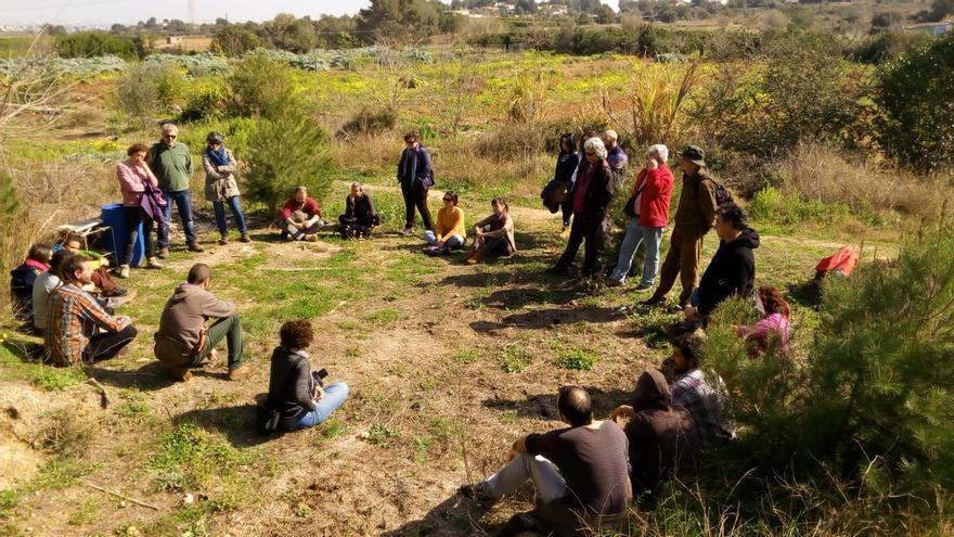 Imagen de archivo de la Escuela Campesina del Instituto Despensa Natura