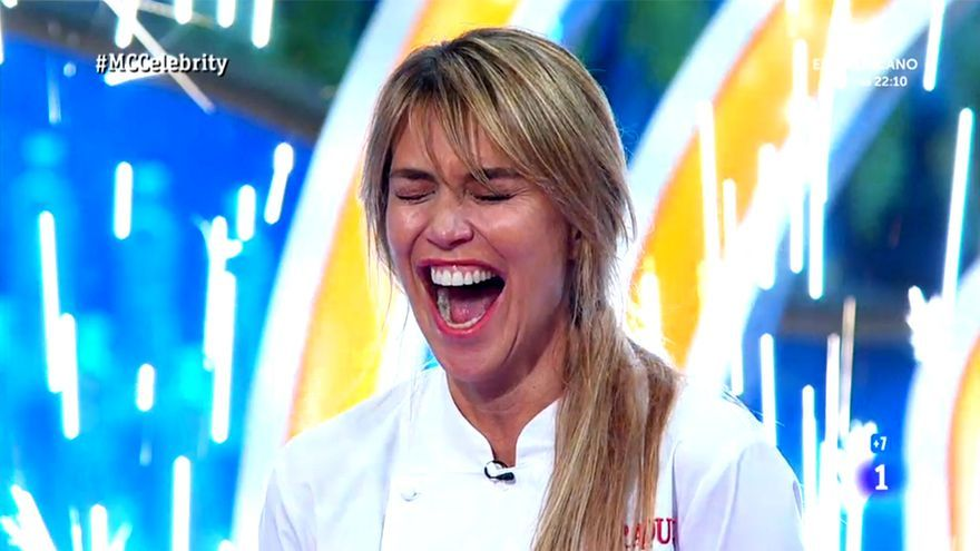 Raquel Meroño gana MasterChef Celebrity 5